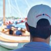 catboat charters baseball hat back