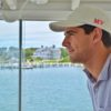 catboat charters baseball hat side